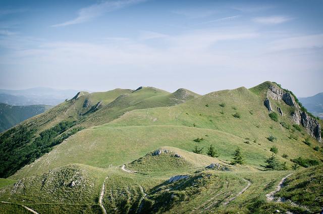 Appennini - Monte Strega