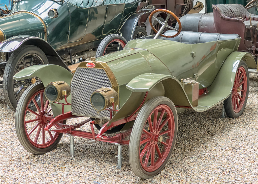 Oldest Car In The World >> 1910 Bugatti 13 The Oldest Bugatti In The World One Of T