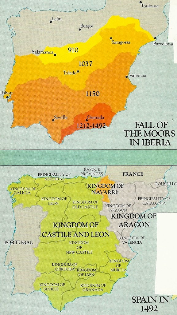 Map Of Spain Labeled.Maps Of Historic Spain Undated As Labeled These Maps Dep Flickr