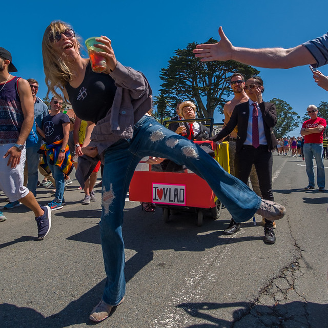 Bay To Breakers 2017: Moveably Demythologised Fulgurating Opinions