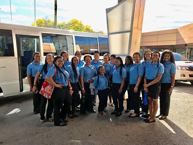 Health Careers Global Health Trip to Trinidad & Tobago 2017
