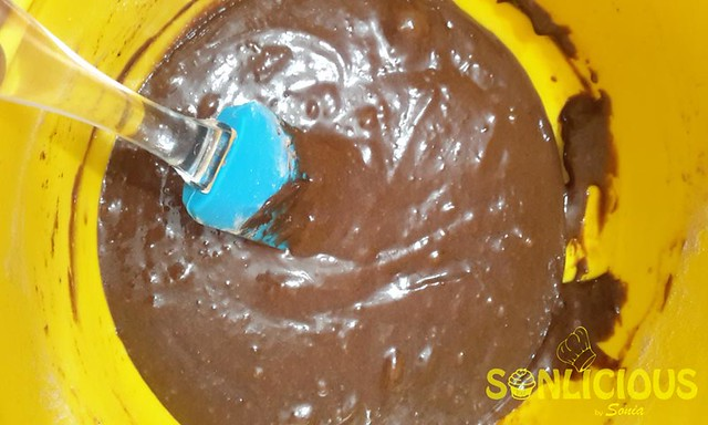American Walnut Brownie Batter
