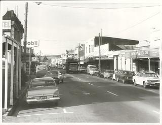 High Street , Dannevirke. Hawkes Bay Province