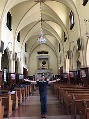 Basílica del Señor de Monserrate, Bogotá, Colômbia.