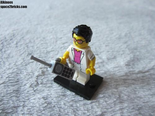 Lego minifigures S17 p44