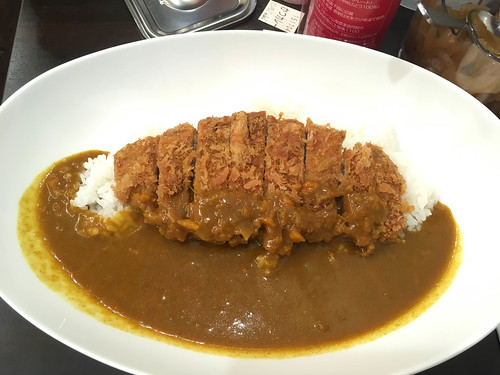 Curry katsu | by the pabloest of them all