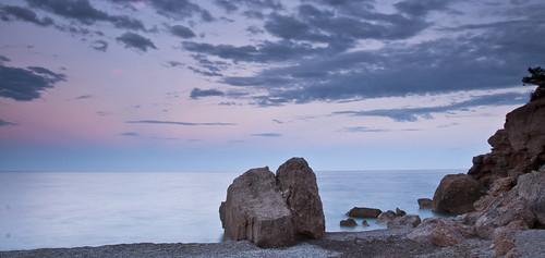 xelin ametllademar catalunya platja landscape baixebre terresdelebre ebrebiosfera reservadelabiosfera costadelebre beach stones