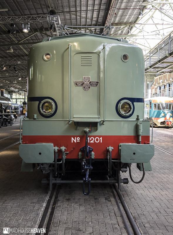 Railway Museum - 0050