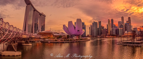 dusk singapore cityscapes sunrisesunset sunset southeastasia skyline singaporeskyline