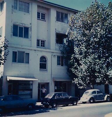 Moncur Flats 1976