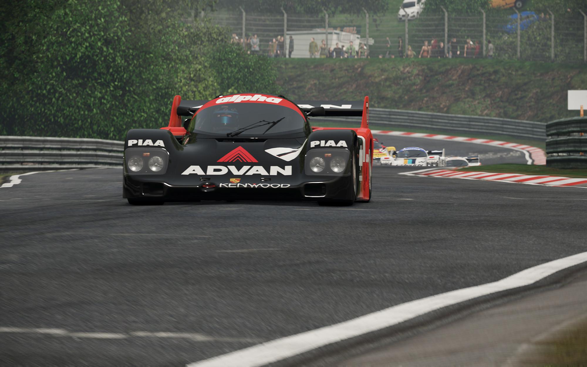 PCars2 Porsche 5
