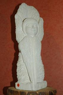 39.- Seraphin (style egyptien)