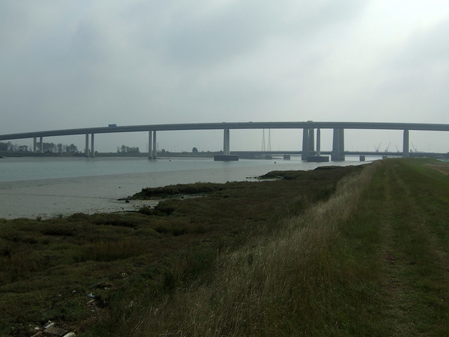 The Sheppey Crossing, Swale