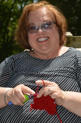 Donna Hazelden   by The Crochet Crowd®