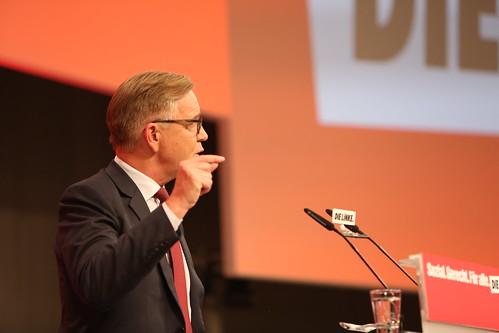 Bundesparteitag DIE LINKE / Rede Dietmar Bartsch | by DIE LINKE