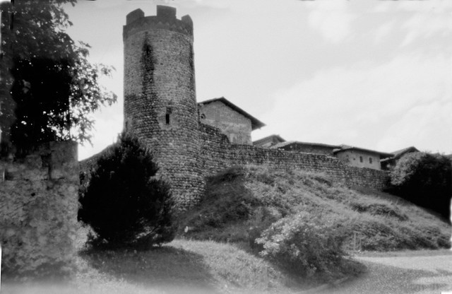 Candelo, Il Ricetto in Pin Hole #1