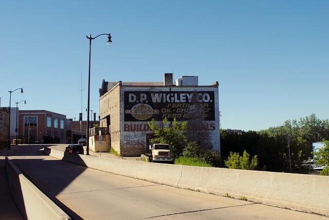 D.P. Wigley Co. Racine Wisconsin