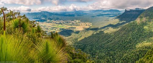 border ranges national park new south wales australia caldera volcano mount warning pinnacle landscape lookout views vista