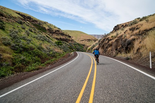 A 360-mile bikepacking epic from the California border to the Washington border through the Oregon Outback