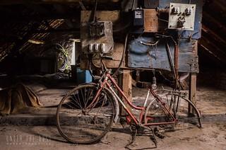 Ferme Tapioca- this bicycle won't ride no more