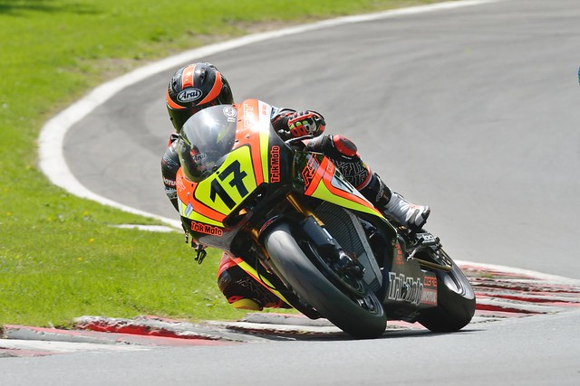 Cadwell Park Thundersport 2017 - Jonny Towers