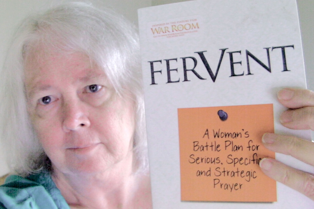 Book Lady and Fervent, by Priscilla Shirer | Fervent is a Ch… | Flickr