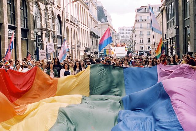 LGBTQIA Pride - Rennes - 2017