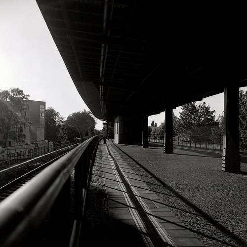 Along the Railing | by ucn