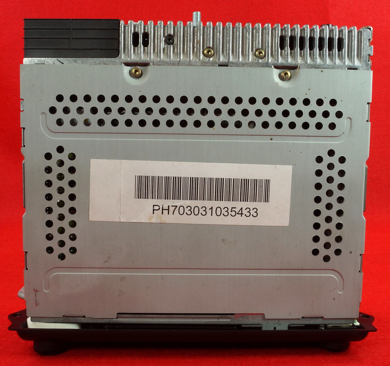 RD16592 Original BMW Business Mini R50 R52 R53 Dolby Kassettenradio Cooper One Autoradio 6512 6923503-01 DSC00757