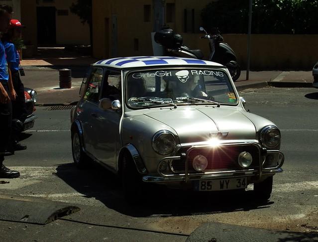 Austin Mini Le Cap d'Agde (34 Hérault) 11-06-17a