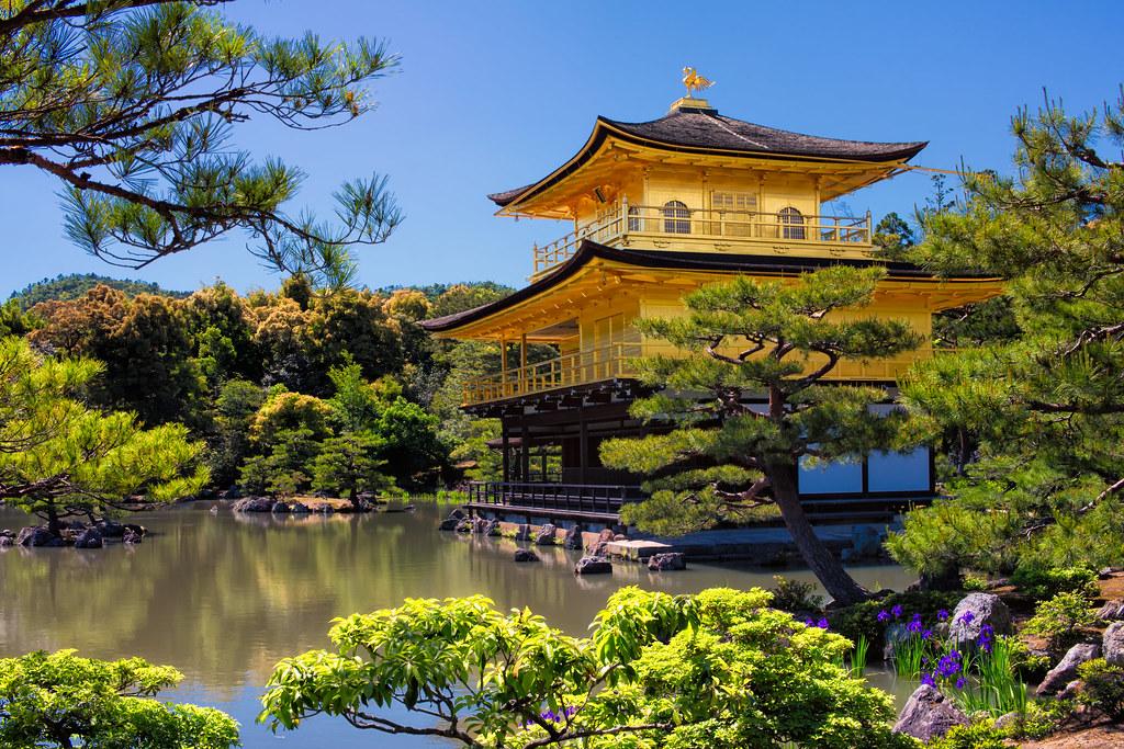 Kinkakuji (Golden Pavilion), Kyoto, Japan | PUBLISHED: Taike… | Flickr