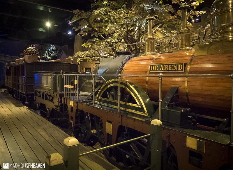 Railway Museum - 0111