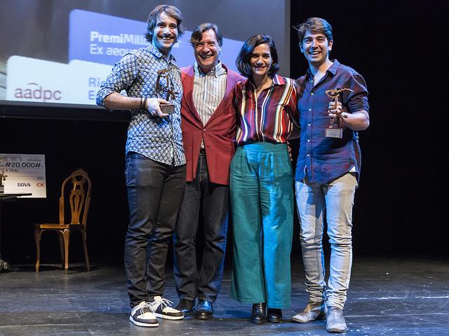 Premi BBVA Teatre 2017
