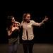 Rehearsal shots from Patrice Balbina at Assitej 2017