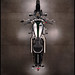 Triumph Bobber Top Down by MAGUmedia
