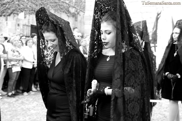Jueves Santo: Cofradía de la Santa y Vera Cruz