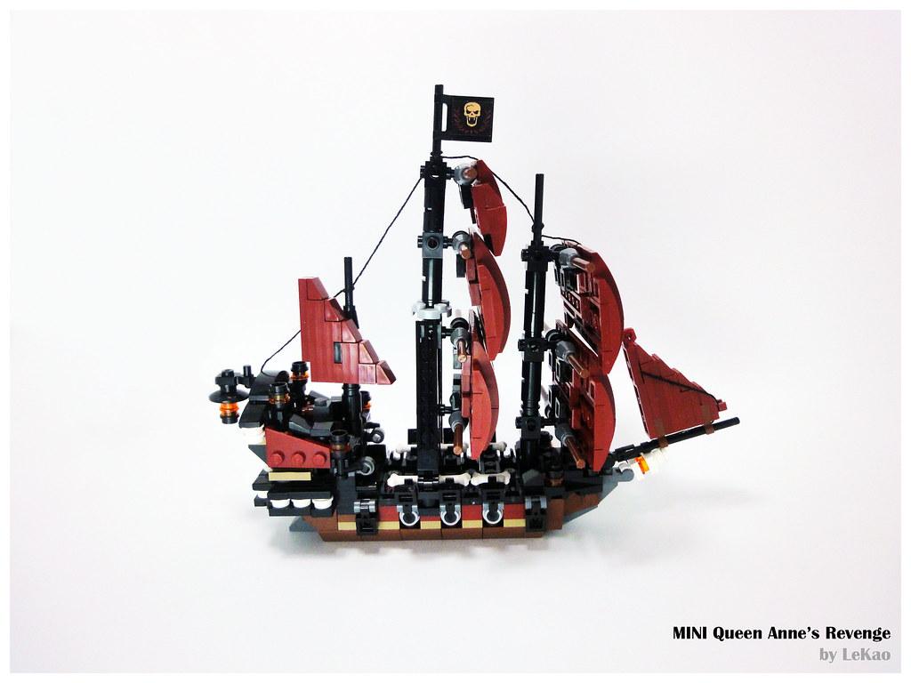 Mini Queen Annes Revenge Pirates Of The Caribbean Flickr