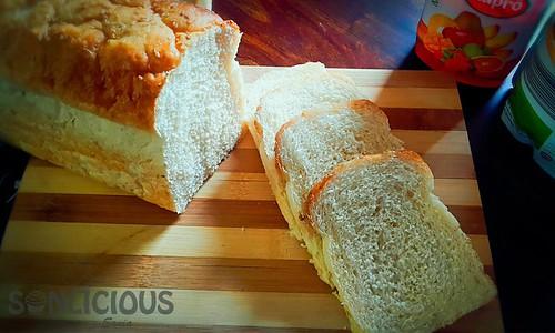 Healthy Whole Wheat Semolina Bread