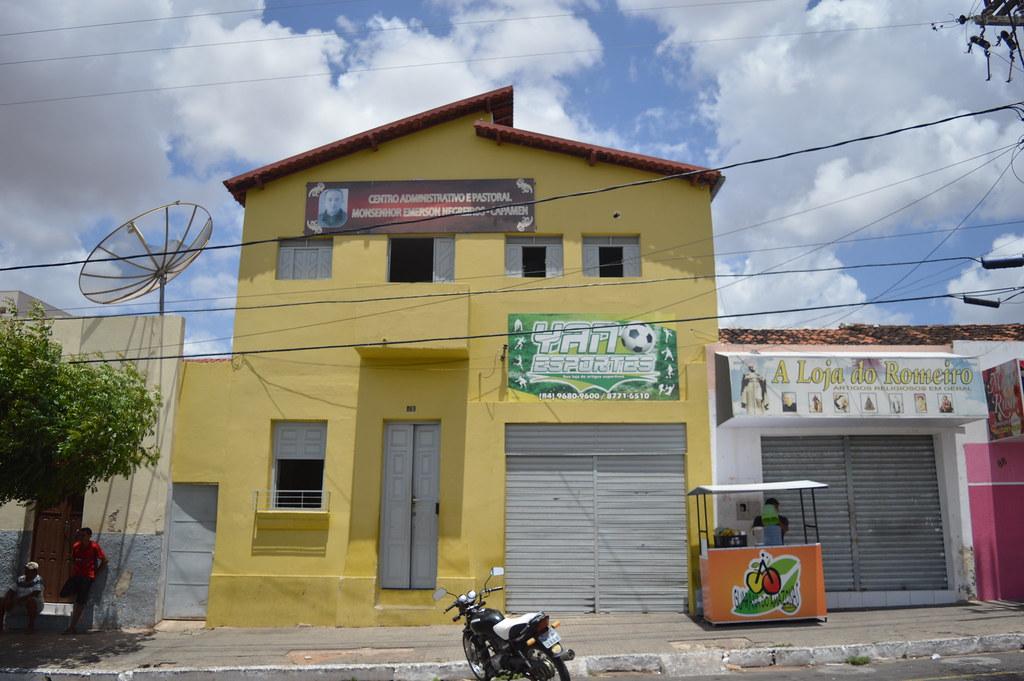 Centro Pastoral Monsenhor Emerson Negreiros