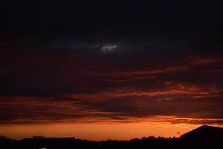 Sunset - Guildford UK - 03/06/17