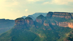 The Three Rondavels/ Blyde River Canyon/ South Africa