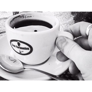 30. IN MY HAND #fms_inmyhand #fmspad #littlemomentsapp #coffee #caffè #espresso #americano #ohcoffeemycoffee #civitanovadelsannio #italy #italia #ladinitaly2017 | by Laurel Storey, CZT
