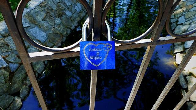 Most zakochanych 2.Bridge of lovers 2.