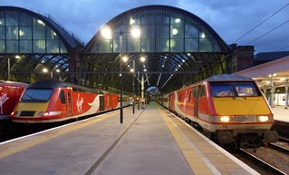 91119 London Kings Cross to Leeds 5D23 | by train_photos
