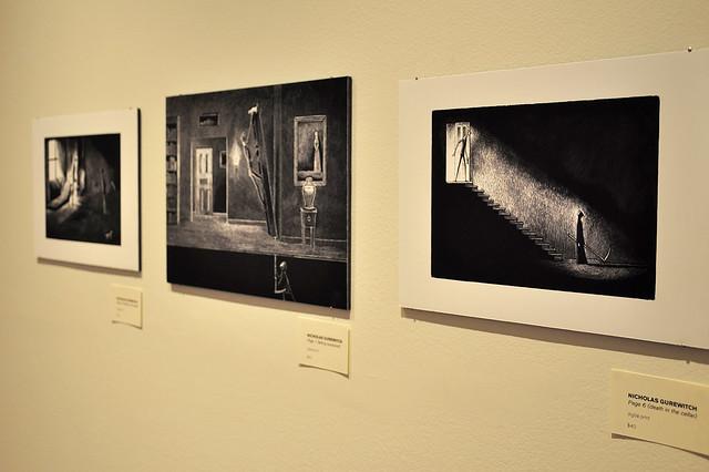 A Little Death: A Solo Exhibition by Nicholas Gurewitch