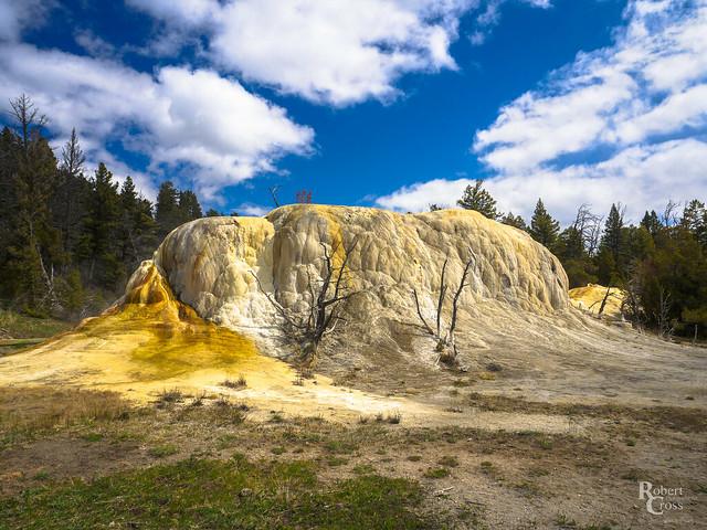 Technicolor Yellowstone