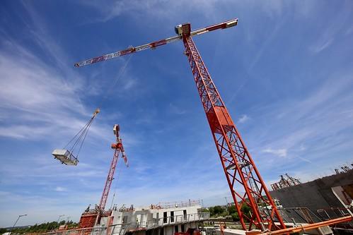 Visite chantier d'insertion à Buchelay | by Département des Yvelines
