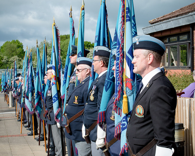 The Royal Air Force Association 2017 Conference 12th - 14th May 2017  held at Yarnfield Conference Centre, Stone.Photo: Heidi Burton ABIPP