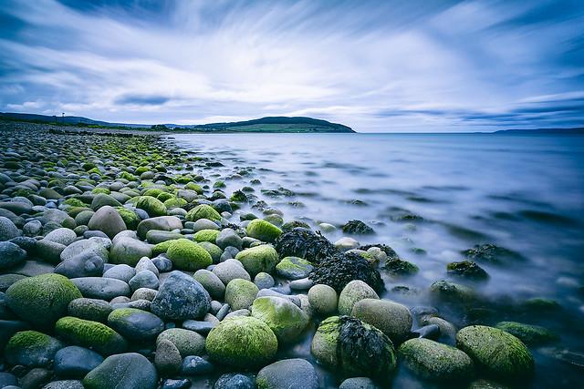boulder strewn