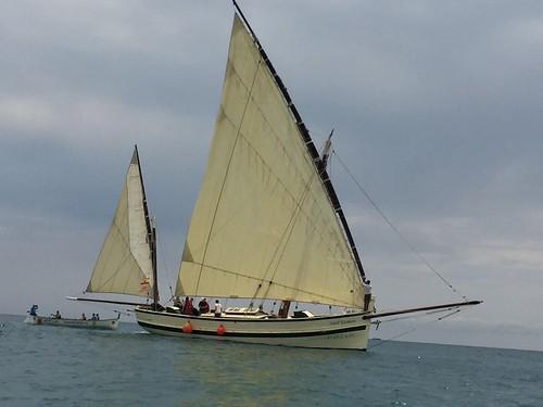 Navegada diumenge a Torredembarra